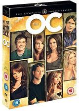 OC - SEASON 4 - DVD - REGION 2 UK