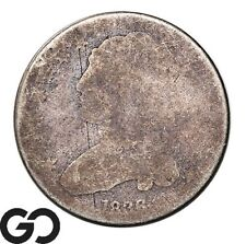 1836 Capped Bust Quarter, Scarce Early Collector Type
