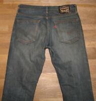 "coole "" LEVI`S 511"" JEANS / LEVIS Blue-Jeans in dunkel- blau W31"" /L32"""
