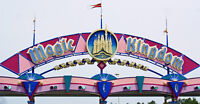 6 Day Disney Magic Kingdom Park Hopper Tickets. $260 Each