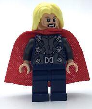 LEGO THOR MINIFIG SUPER HERO AVENGERS FIG END GAME INFINITY WAR