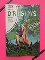 Origins #1 Jakub Rebelka Cover A BOOM! Studios 2020 NM