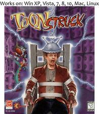 Toonstruck 1996 PC Mac Linux Game