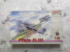 1/48 Eduard Pfalz D.III With Aeromaster decals