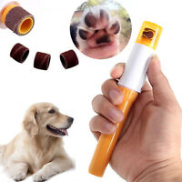 Electric Pet Nail Grinder Claw Grooming Trimmer Paws Clipper Dog Cat Care Tools