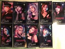 TWICE breakthrough Photo IC Card Sticker Full Set ALL Member Complete