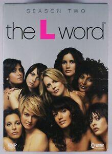 The L Word DVD Season 2 Two Box Set R1 + FREE POST!