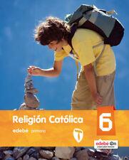 (16).RELIGION CATOLICA 6ºPRIMARIA (ZAIN). ENVÍO URGENTE (ESPAÑA)