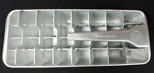 New listing Vintage Ge General Electric 32 Mini Cube Aluminum Ice Cube Tray