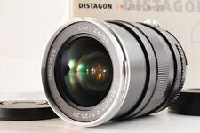 【TOP MINT】Carl Zeiss Distagon T* 25mm F/2.8 ZF MF Camera Lens Nikon F Mount JP