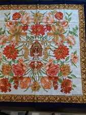 Foulard Valentino silk 100%  Made in Italy seta donna