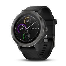 Garmin Vivoactive 3 Activity Tracker Smart Watch - Black (010-01769-11)