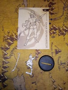 Privateer Press Minicrate Legend of the Five Rings Shika Speardancer
