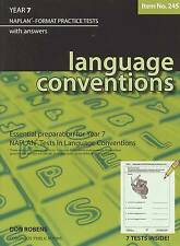 Language Conventions Year 7 NAPLAN* Format Practice Tests