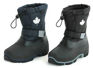 Canadians Winterstiefel Tex-Boots Schneestiefel navy black 31-42  NUR 29,95 €
