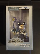 Kingdom Hearts Micky Mouse Action Figure Disney Diamond Select series 1.5