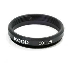Kood Stepping Ring 30mm - 28mm Step Down Ring 30-28mm 30 Ring