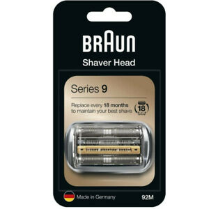 Braun Scherteilkassette 92M - Ersatzscherteil für Series 9 Rasierer