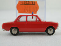 """Brekina 24030 BMW 1602 Limousine (1966-1971) """"FEUERWEHR / ELW"""" 1:87/H0 NEU/OVP"""