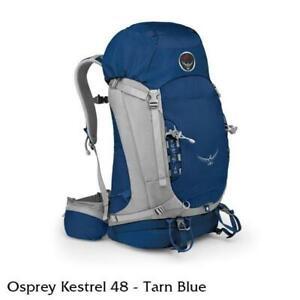 Osprey Kestrel 48 Backpack-Tarn Blue-SM/MD