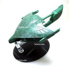 Eaglemoss STAR TREK Romulan War Bird Diecast Model Starship Collection #5