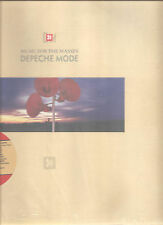 "DEPECHE MODE ""Music For The Masses"" 10 Track 12 INCH blue Vinyl LP 1987 MUTE"