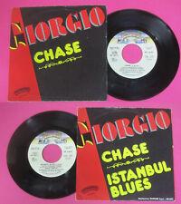 LP 45 7'' GIORGIO MORODER Chase DAVID CASTLE Istanbul blues 1978 italy cd*mc dvd