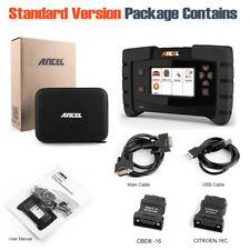 ANCEL FX6000 OBD2 Scanner Full System Automotive Code Reader OBDI2 ABS SRS DPF