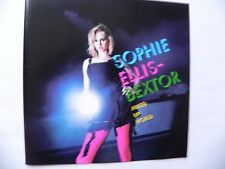 SOPHIE ELLIS BEXTOR CD SINGLE  4 TRACKS MIXED UP WORLD