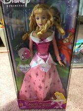 Disney Princess Sparkle Princess Sleeping Beauty Doll Mattel