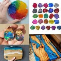 Powder Pigment For Lip Gloss Epoxy Resin Cosmetic Pigment Set Kit Powder S5M9