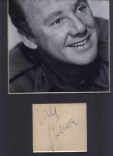 VAN JOHNSON  signed paper + pic  in display  UACC RD retiring SALE
