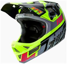 "DH Helmet FOX Rampage Pro Carbon ""Divizion Grey""  MIPS"