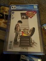 Superman Lois & Clark #8 CGC 9.2!!!!!!