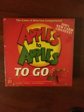 Apples To Apples To Go Game