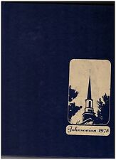 Johnson Bible College University Knoxville Tn Tennessee Yearbook Annual 1975 B