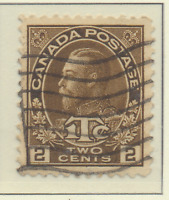 Canada Stamp Scott #MR4, Used