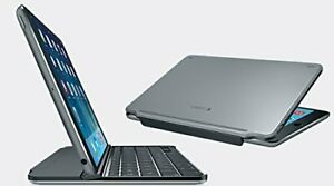 Logitech Ultrathin Magnetic Bluetooth Clip on Keyboard Cover for iPad Mini 1 2 3