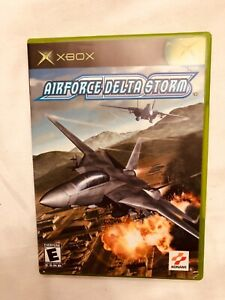 AirForce Delta Storm Xbox Game