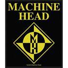 Offiziell Lizenziert - Machine Head - Diamant Logo Aufnäher Metall