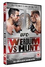 NEW & Sealed UFC 180 - Werdum vs. Hunt DVD (2 Discs) MMA