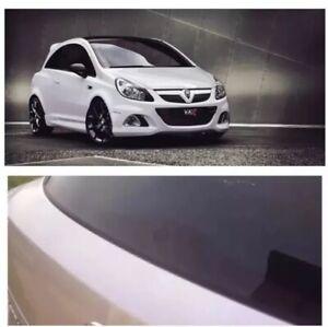 Flush De Wiper Delete Vauxhall Corsa C D VXR Astra VXR MK5 Adam dti Nurburgring