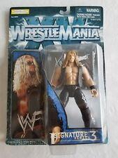 1998 WWF/WWE Wrestlemania Signature Series Figure By Jakks Pacific - Edge