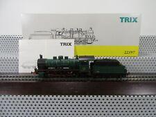 Trix H0 22597 Serie 81.173 der SNCB Epoche III Schlepptenderlok analog in OVP