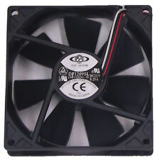 Top Motor DF129225 92mm x 25mm Low Speed Sleeve Cooling Fan 3/4 pin DF1209SL