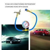 R134A Manguera de Carga de Refrigerante para Auto Aire Acondicionado Adapter