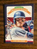 2020 Donruss Diamond King #3 Cody Bellinger Los Angeles Dodgers  NrMt