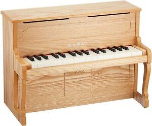 Kawai Upright Piano Mini Toys for Kids Natural 1154 32 Keys F5-C8 w Tracking NEW