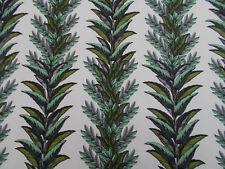 Designers Guild Curtain Fabric 'GROUSSAY' 3 METRES VERT BUIS CHRISTIAN LACROIX