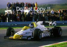 Jacques Laffite Williams FW09 F1 Season 1984 Photograph 3
